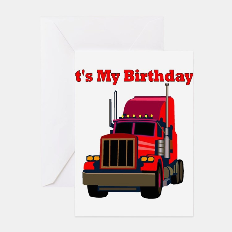 truck driver greeting cards card ideas sayings designs