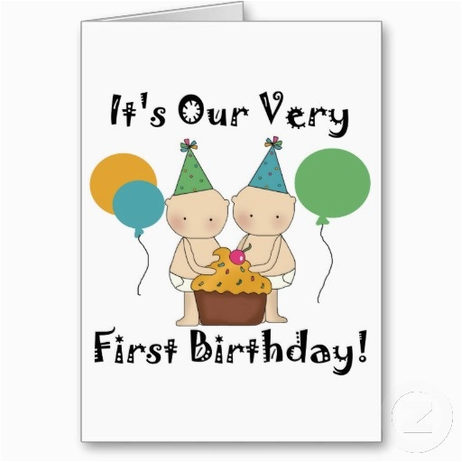 Birthday Cards For Twin Boys 17 Best Images About Card Twins On Pinterest