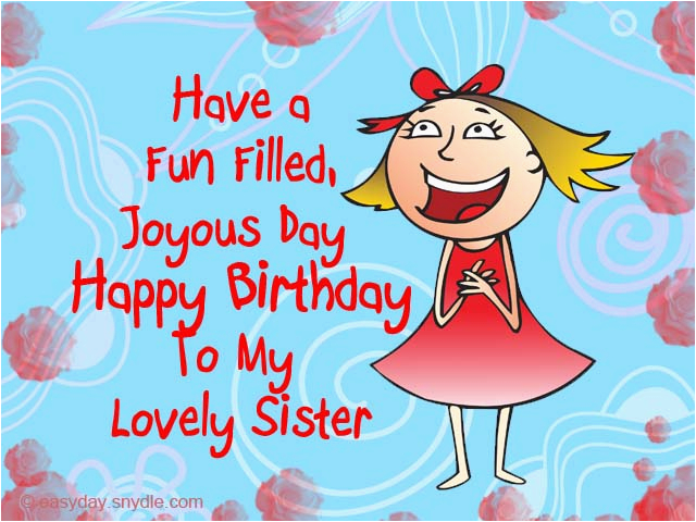 birthday wishes for sister mh comments