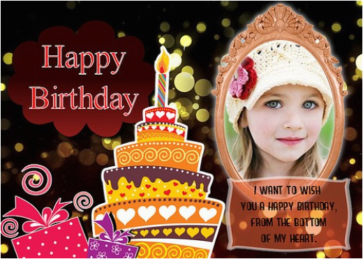 Birthday Cards Online Editing Happy Photo Editor