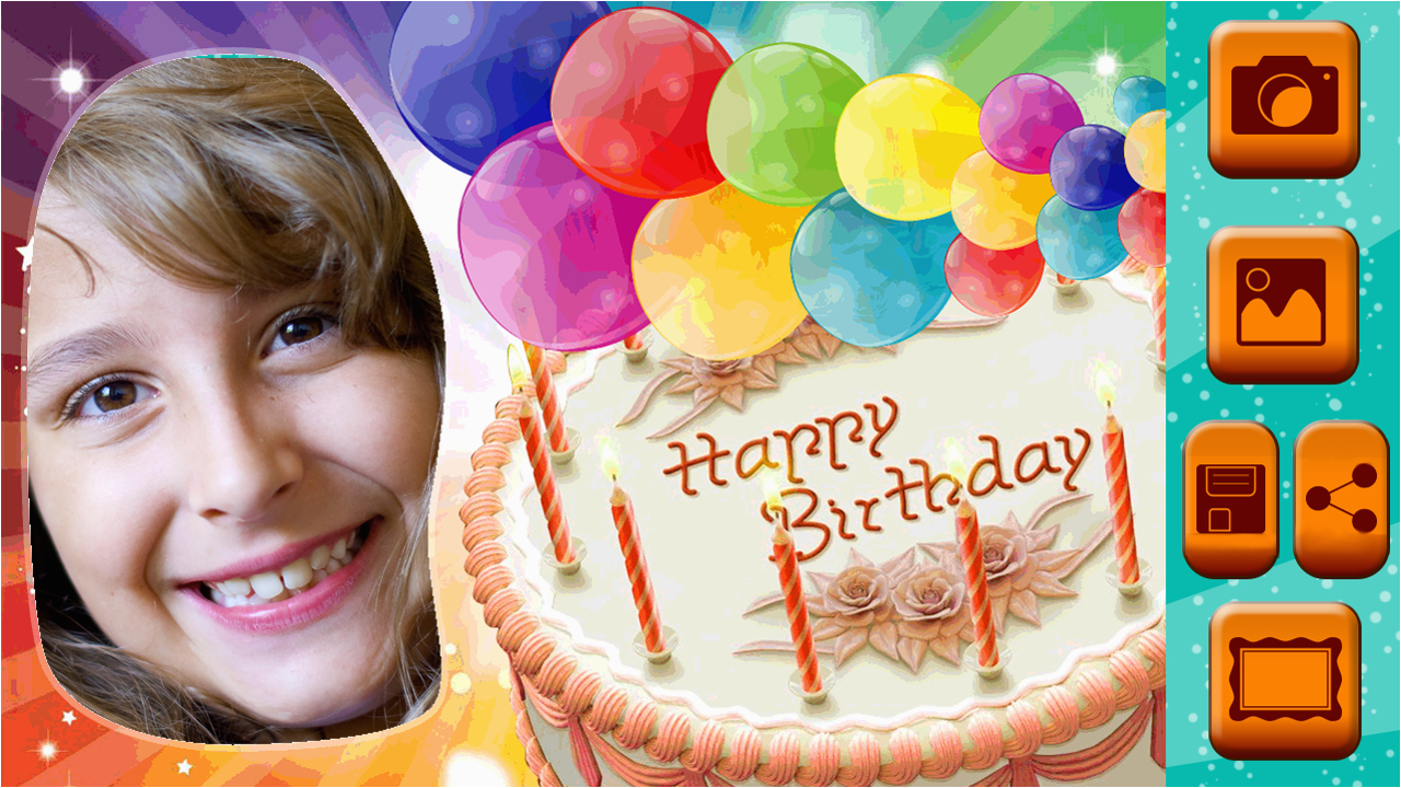 Birthday Cards Online Editing Happy Picture Frames Android Apps On Google Play