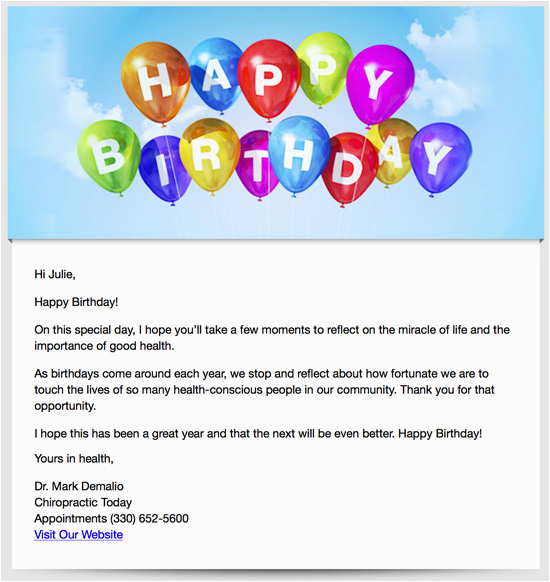 Birthday Cards Through Email Wishes Message Emailing 1