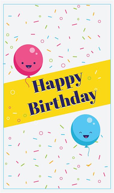 facebook birthday cards