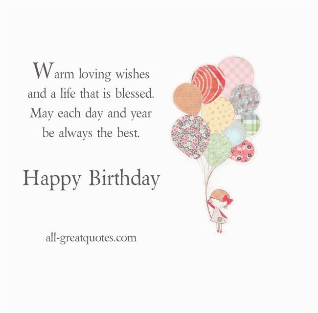 free happy birthday greetings to share on facebook