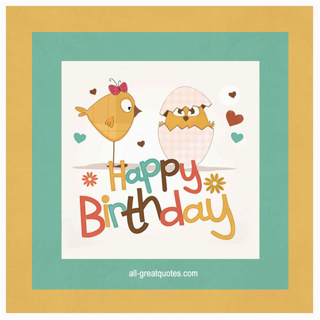 Birthday Cards To Share On Facebook Free Happy Greetings