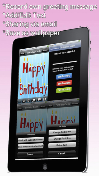 the ultimate happy birthday cards lite version custom