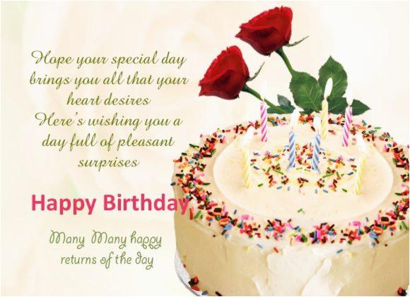 birthday wishes with flowers happy birthday