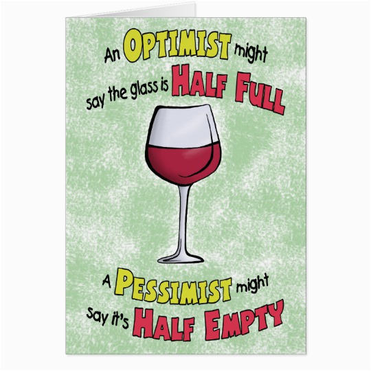 funny birthday cards wine philosophy card zazzle com