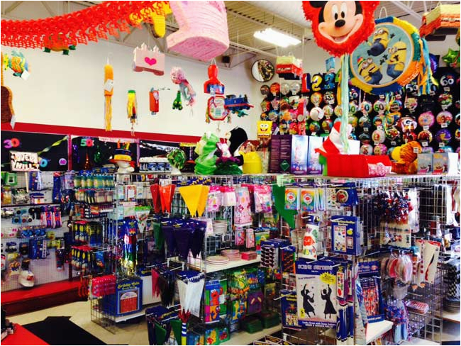 party store supplies