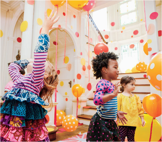 Birthday Decorations for toddlers More Circle Party Ideas Kids 39 Birthday Party Ideas