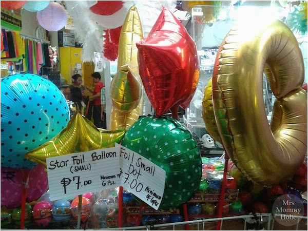 best places for diy party supplies shopping