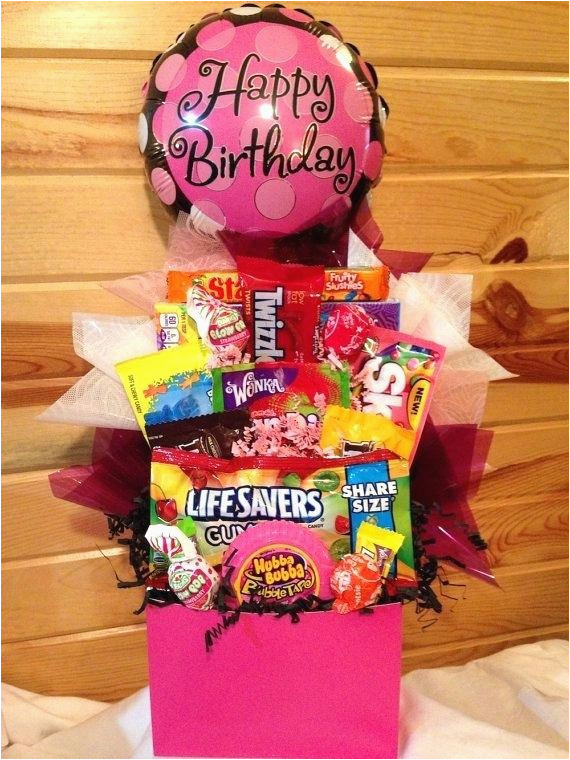 Birthday Delivery Gifts For Her 21st Gift Basket Uk Ftempo