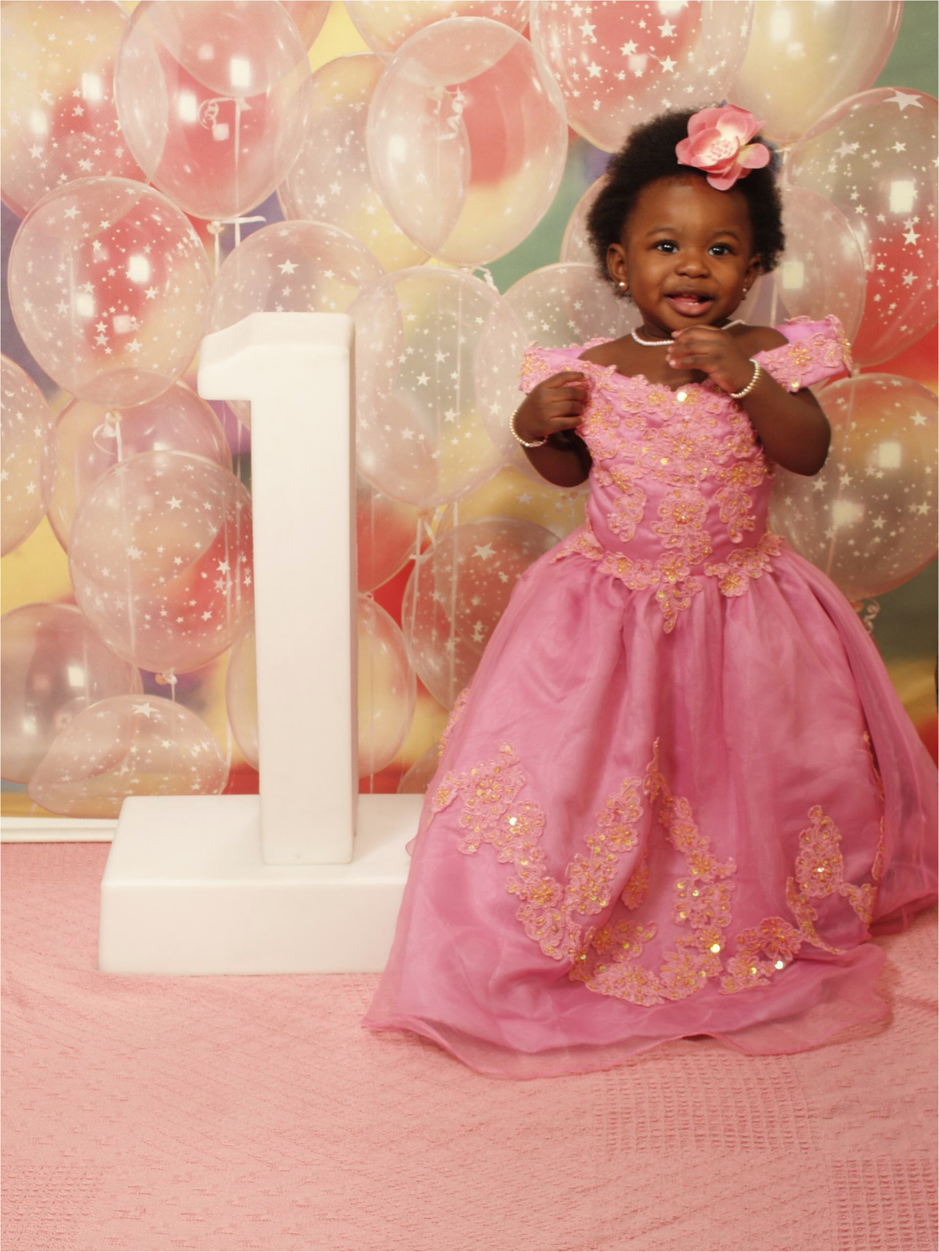 first birthday dress for this little one to wear at disney