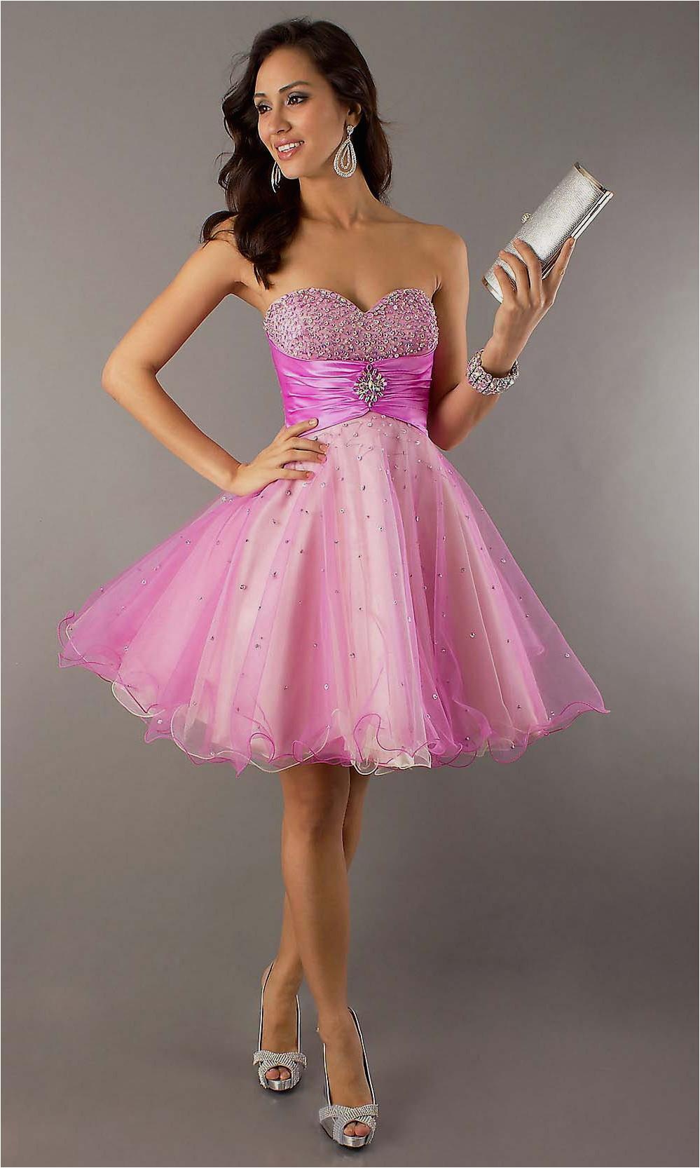 Birthday Dresses for Teenagers Pink Dresses for Teenage Girls Naf Dresses