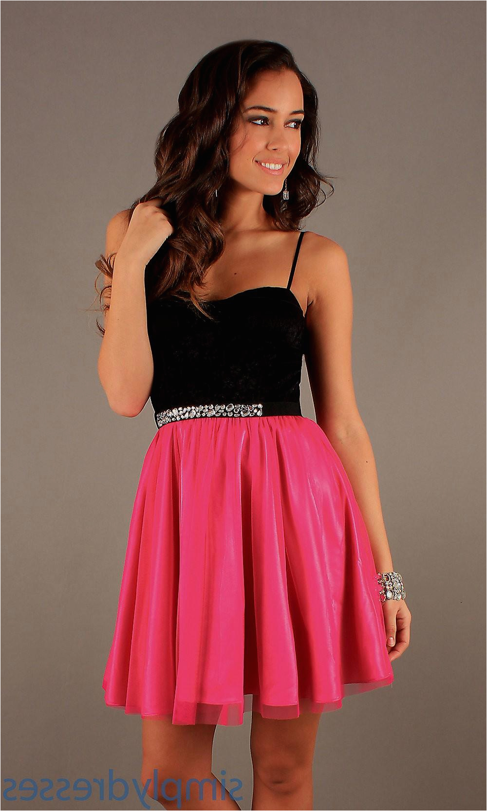 Birthday Dresses for Teenagers Short Party Dresses for Teenage Girls Naf Dresses