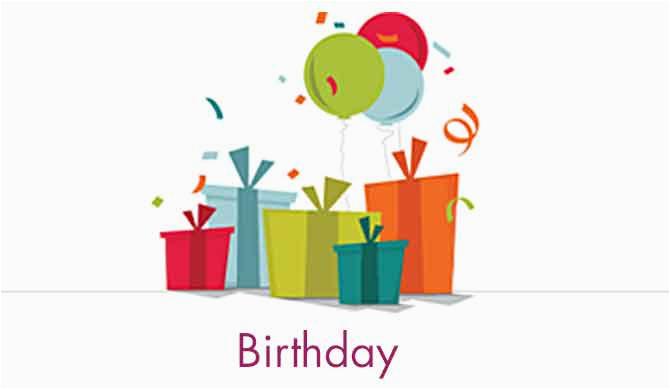 birthday e gift cards 5