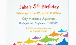 11th Birthday Invitation Wording