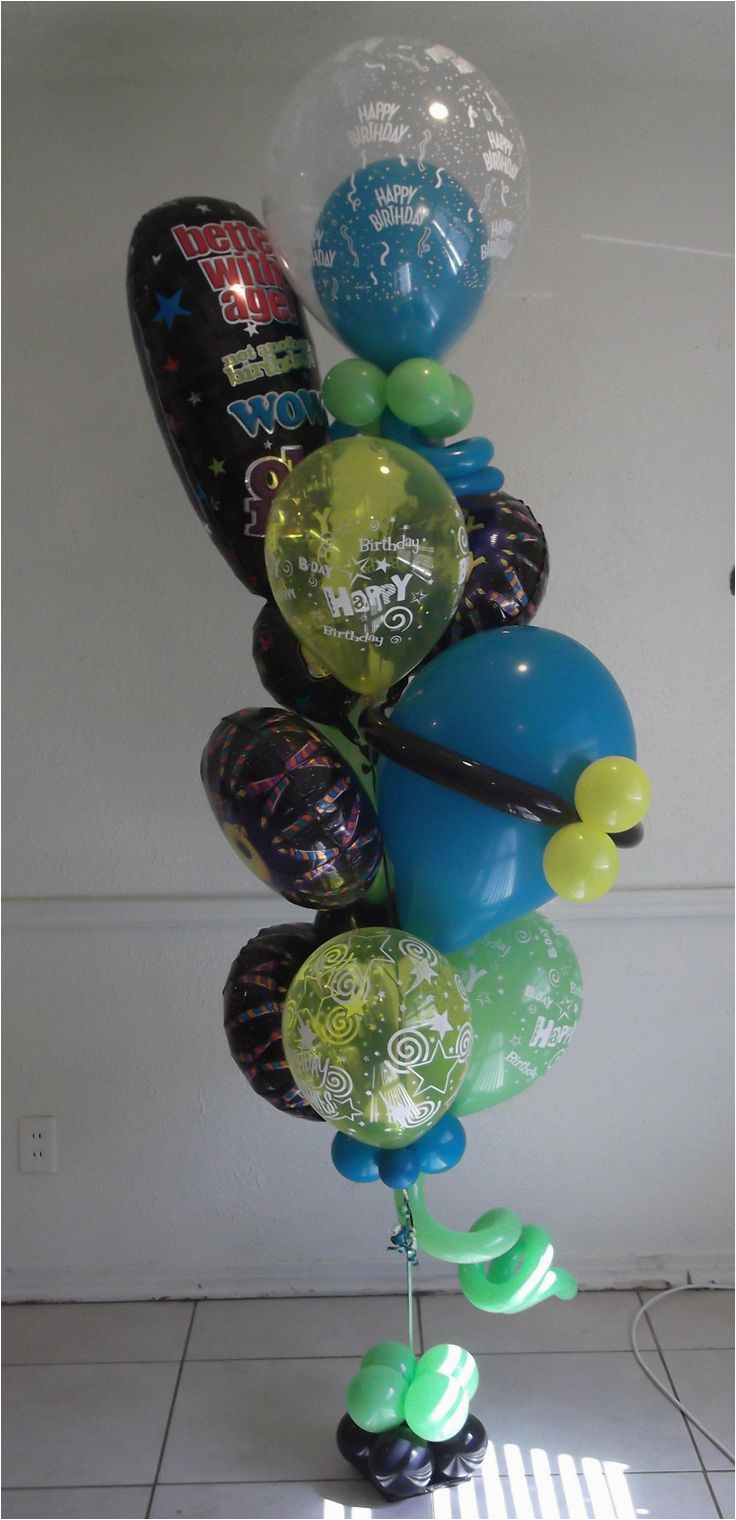 Birthday Flowers And Balloons Delivery The 25 Best Balloon Ideas On Pinterest