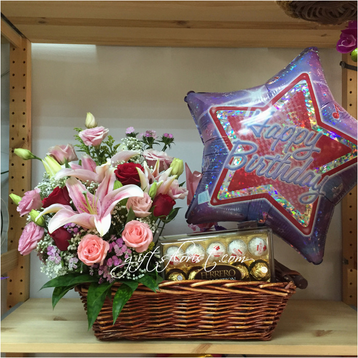 Birthday Flowers And Chocolates Delivered Chocolate Gifts Delivery Singapore Gift Ftempo