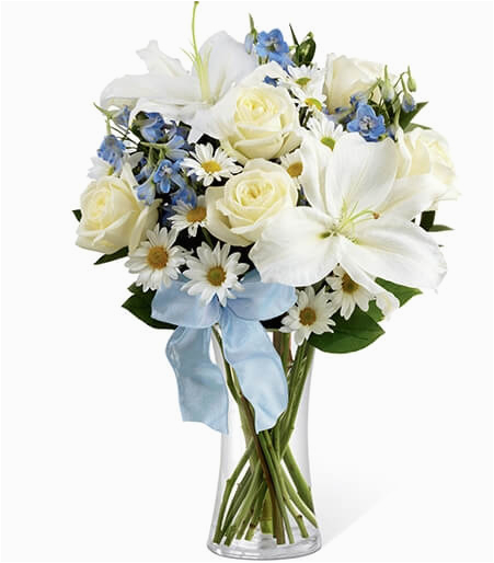 birthday flowers for july larkspur delphinium