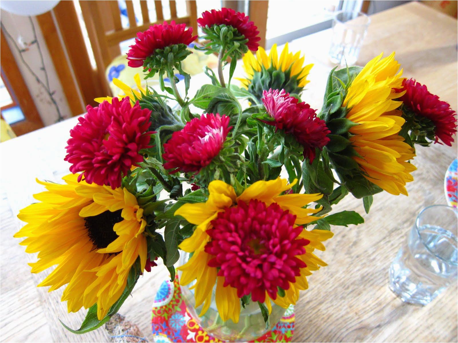 birthday flowers for men