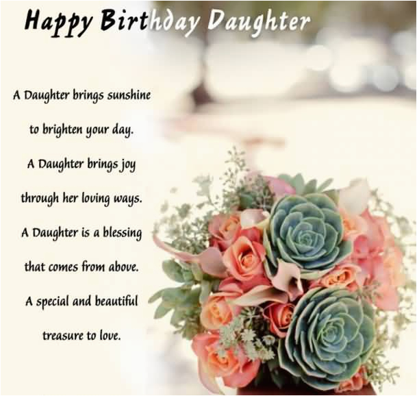 52 cute daughter birthday wishes stock golfian com