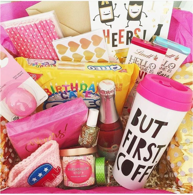 Birthday Gift Delivery For Her Happy Birthday Gift Baskets For Her