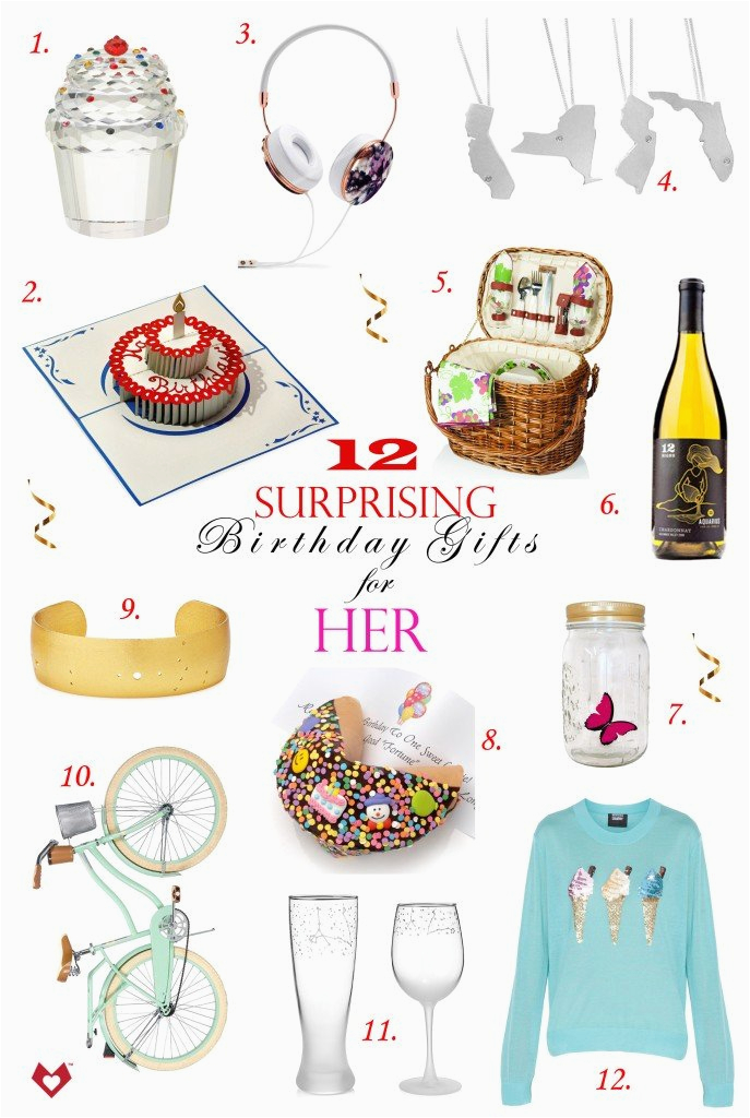 12 surprising birthday gifts for her lovepop