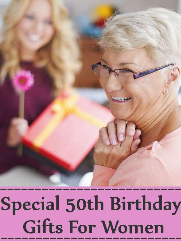 Birthday Gift Experiences for Her Special 50th Birthday Gifts for Women Gift Ideas for