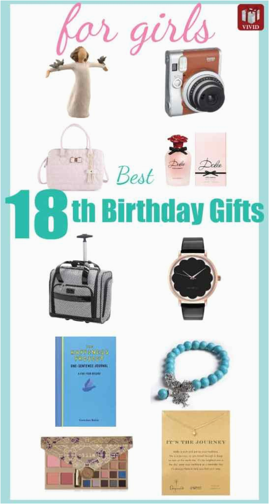 Birthday Gift Ideas For Her 18th Best Gifts Girls Vivid 39 S