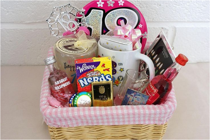 Birthday Gift Ideas For Her 18th Baskets Google Search Meals Baking More