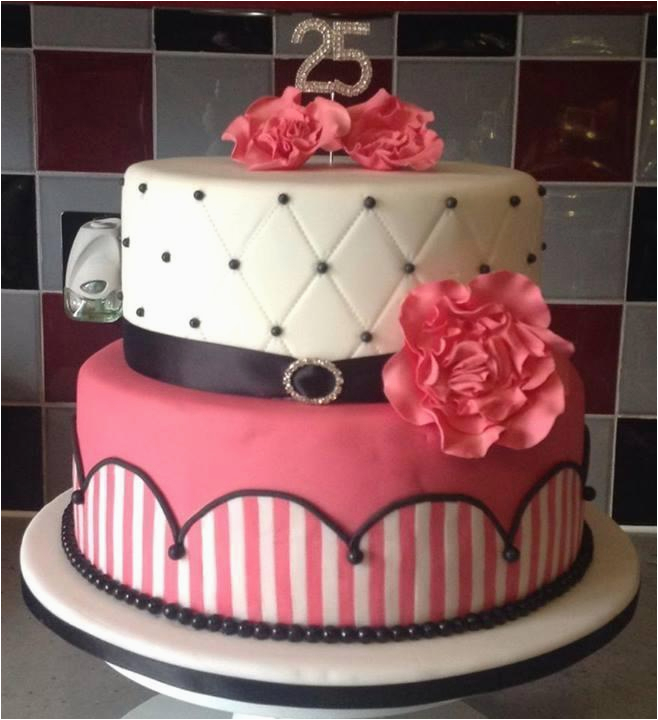 Birthday Gift Ideas For Her 25th Cakes A Cake