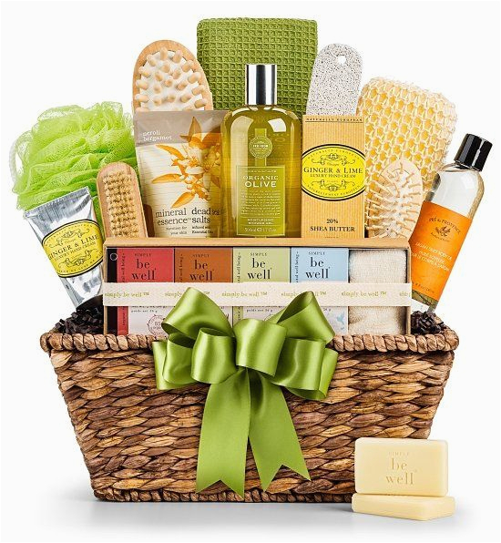 Birthday Gift Packages For Her 42 Best Baskets Images On Pinterest