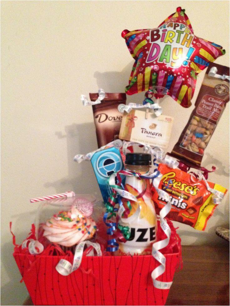 office birthday gift basket 17th birthday pinterest