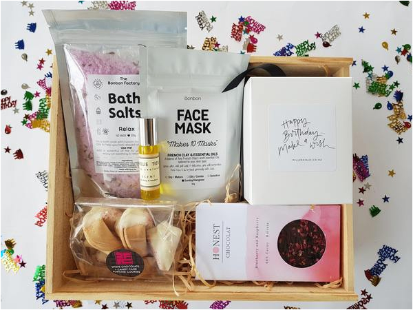 Birthday Gifts For Her Nz Happy Gift Box Online Easy