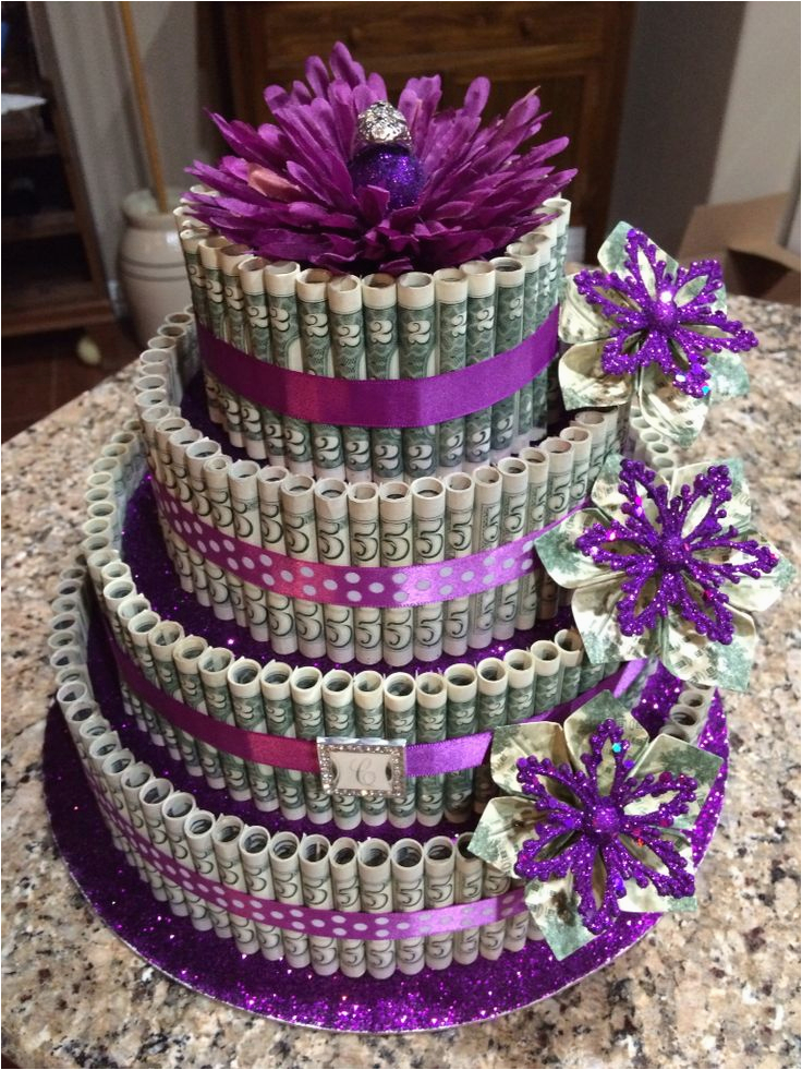 Birthday Gifts Idea For Her Best 25 Money Cake Ideas On Pinterest