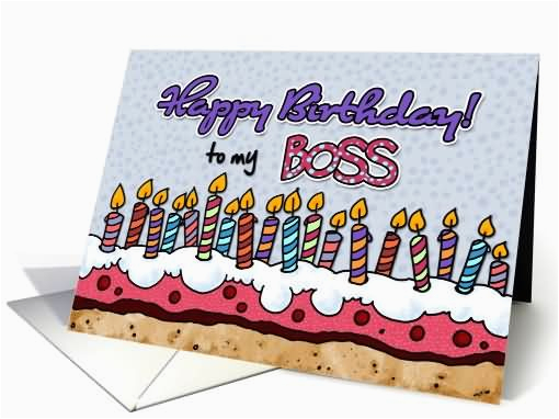 Birthday Greeting Card For Boss Happy Wishes Page 22
