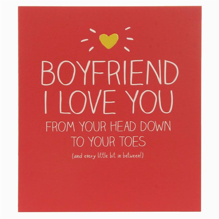 Birthday Greeting Cards For Fiance Happy Jackson Boyfriend I Love You Card Campus