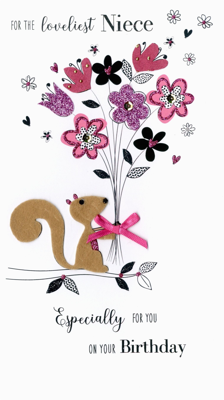 lovelist niece birthday greeting card cards love kates