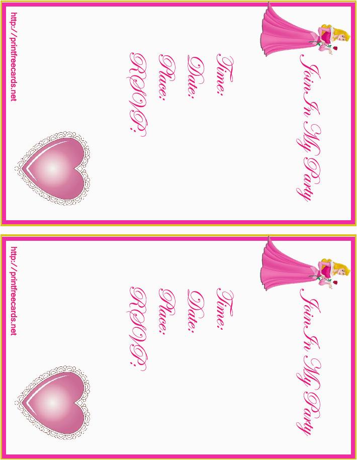 ol free printable birthday invitation for kids