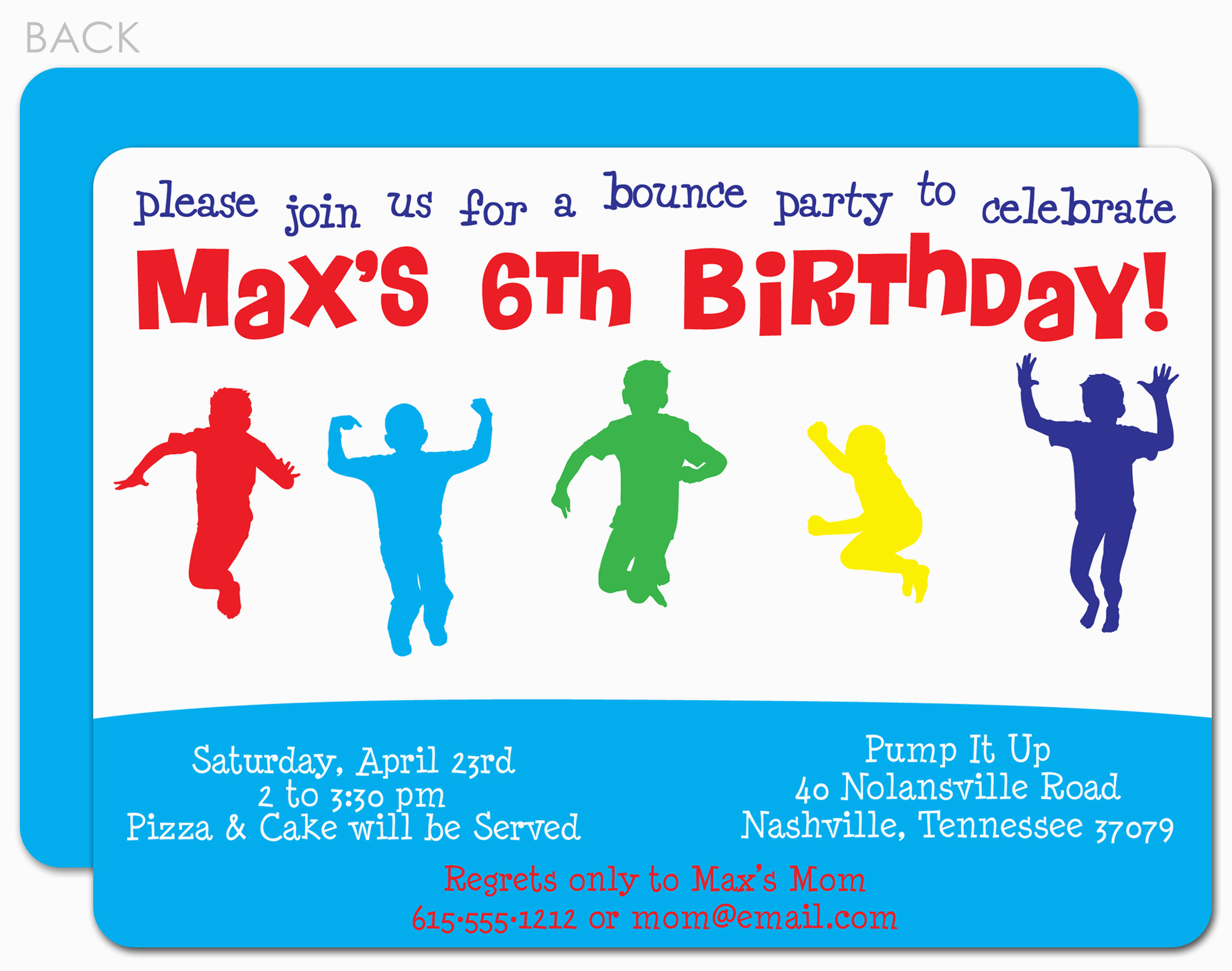 Talk Great Birthday Invitation For 7 Years Old Boy