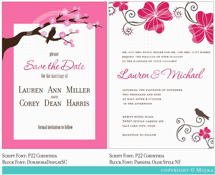 photo invitation template