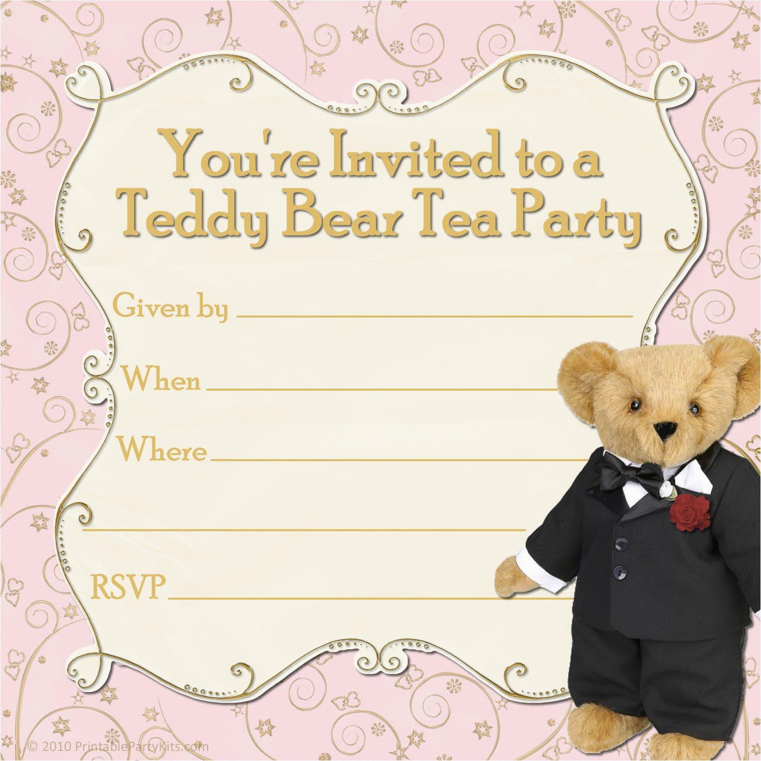 free online party invitations