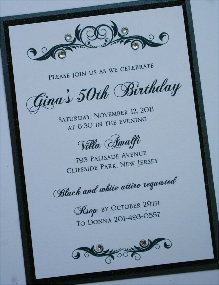 Birthday Invitation Messages For Adults Adult Party Wording Cimvitation