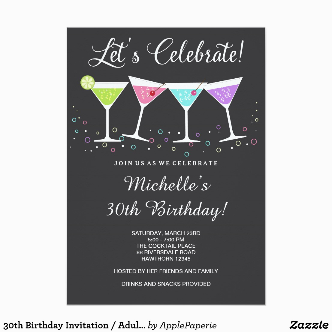 its baby stuff adult birthday invitations
