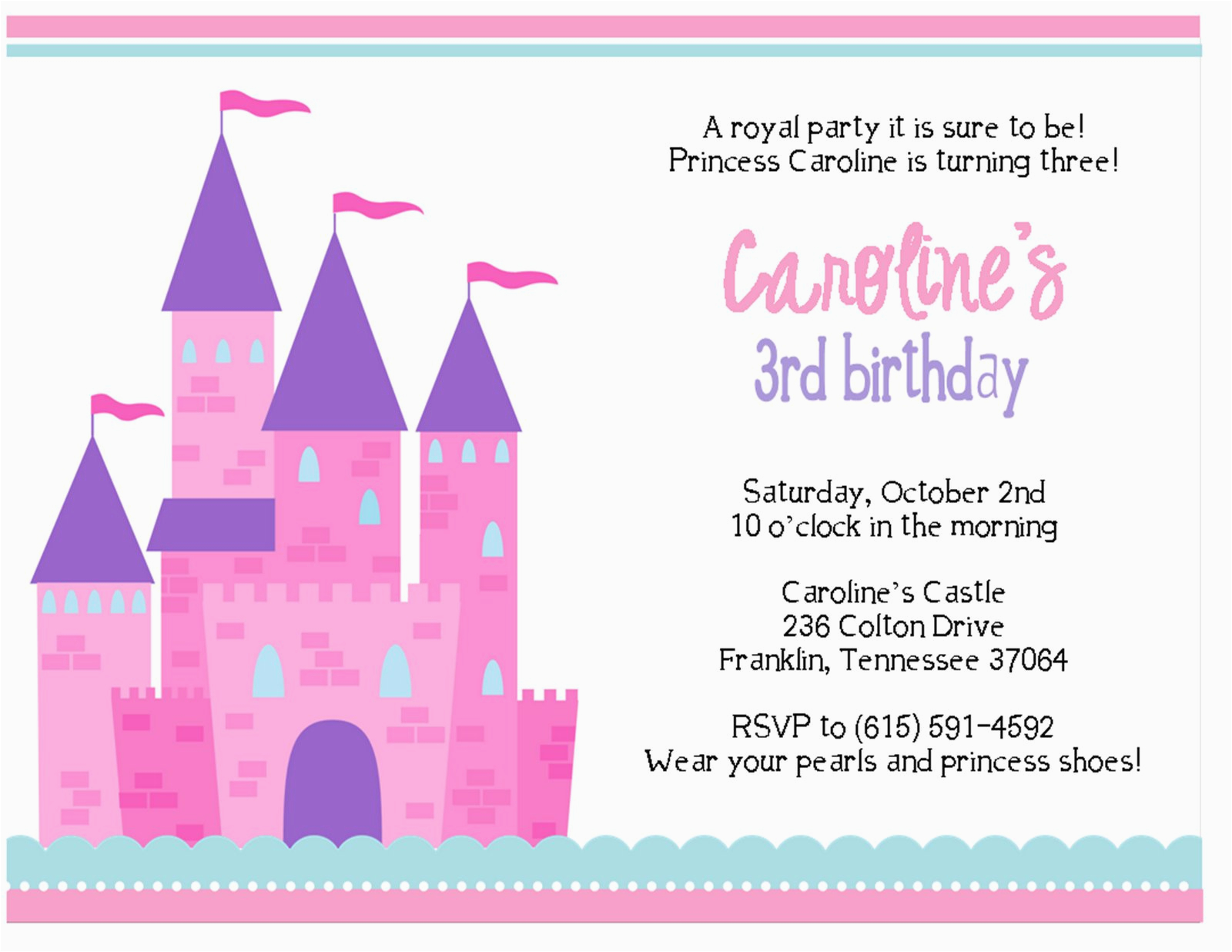 custom birthday invitation birthday invitation maker