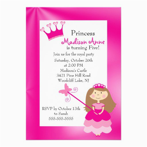Birthday Invitation Quotes For 5th Rhymes