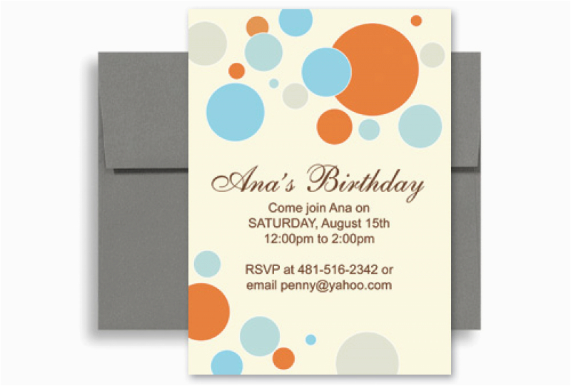 Birthday Invitation Templates Word Birthday Invitation Template Word Free orderecigsjuice Info