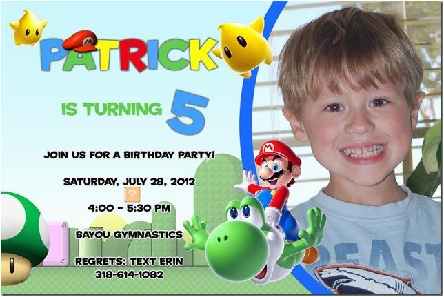 Birthday Invitation Wording For 5 Year Old Invitations Lijicinu B08bacf9eba6