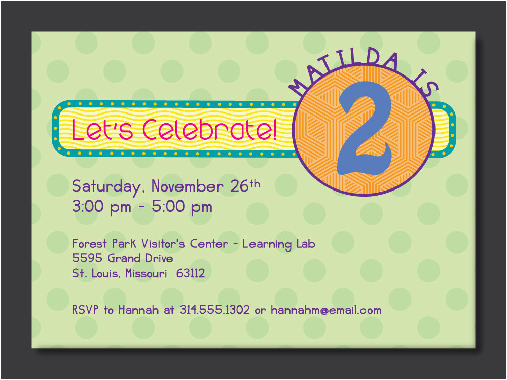 Birthday Invitation Wording For 5 Year Old Boy 2nd Party Dolanpedia